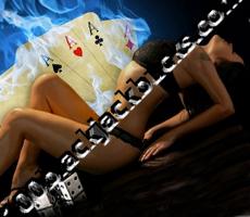 Wagering for online blackjack for real money
